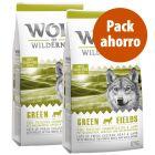 Wolf of Wilderness 2 x 12 kg - Pack Ahorro