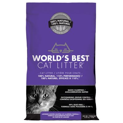 World' s Best Cat Litter Lavender Scented Άμμος για Γάτες
