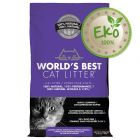 Worlds Best Cat Litter Lavender Scented klumpströ