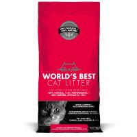 World's Best Cat Litter arena aglomerante extra-fuerte
