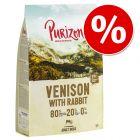 Wypróbuj! Purizon, bezzbożowa karma dla psa, 1 kg w super cenie
