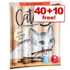 50 x Catessy Sticks Cat Treats -  40 + 10 Free!*