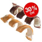 4 x 10cm Lukullus Spiral Dog Chews Mixed Trial Pack - 30% Off!*