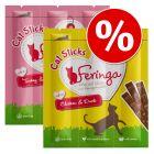 4 x Feringa Cat Sticks Treats + 2 Sticks Free!*