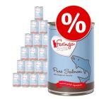 10% намаление! 24x 410 г Feringa Pure Meat Menue на специална цена!