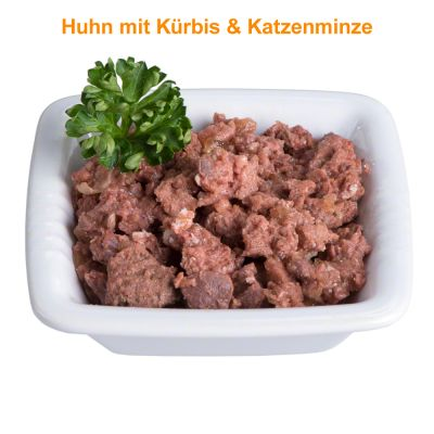 5 + 1 подарък! 6 x 200 г Feringa Pure Meat Menue