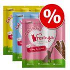 3 x 3 Feringa Sticks Cat Snacks - Special Price!*