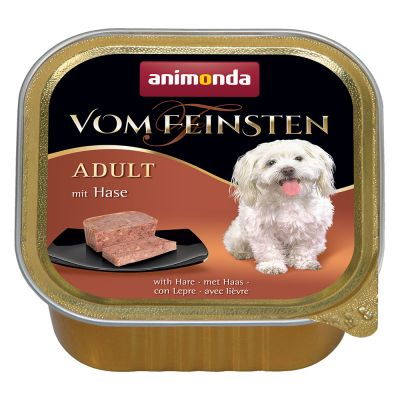 6 x 150 g Animonda Vom Feinsten + 30 g Meat Chunks Pute gratis!