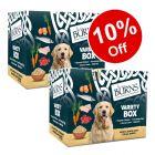 24 x 395g Burns Wet Dog Food - 10% Off!*