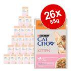 26 x 85 g Cat Chow våtfoder