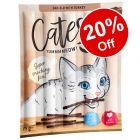 30 x 5g Catessy Sticks Cat Treats - 20% Off!*