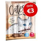 30 x 5g Catessy Sticks Cat Treats - Only €3!*