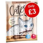 40 x 5g Catessy Sticks Cat Treats - Only £3!*
