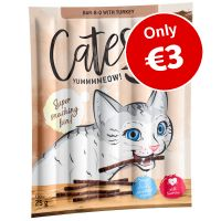 30 x 5g Catessy Sticks - Only €3!*