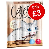 30 x 5g Catessy Sticks - Only £3!*