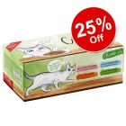 48 x 100g Catessy Wet Cat Food Pouches - 25% Off!*