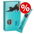 8 x 14g Cosma Jelly Cat Snacks - Special Price!*