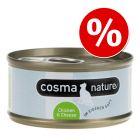 48 x 70 g Cosma Nature za skvělou cenu!