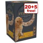 25 x 100g Encore Wet Dog Food Multipacks - 20 + 5 Free!*
