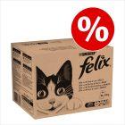 80 x 100 g Felix Pouches zum Sonderpreis!