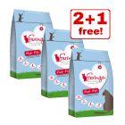3 x 400g Feringa Dry Cat Food - 2 + 1 Free!*