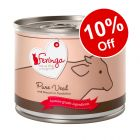 6 x 200g Feringa Pure Meat Menu Wet Cat Food - 10% Off!*