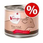 12 x 200g Feringa Pure Meat Menu Wet Cat Food - Special Price!*