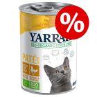 12 x 400 g / 405 g Yarrah Bio za skvělou cenu!