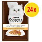 24 x 85 g Gourmet A la Carte