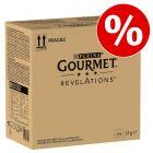 48 x 57 g Gourmet Revelations Mousse kattmat till sparpris!