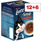 18 x 48 g Latz Soup: 12 + 6 kaupan päälle!