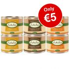 6 x 200g Lukullus Mixed Trial Pack - Only €5!*