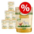 6 x 300g Lukullus Natural Grain-free Pouches - Special Price!*