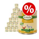 24 x 800g Lukullus Natural Wet Dog Food - Special Price!*