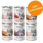 6 x 400 g míchaná balení - Wolf of Wilderness