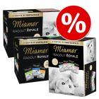 48 x 100 g Ανάμικτο οικονομικό πακέτο Miamor Ragout Royale