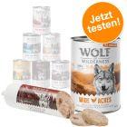 6 x 400 g Mixpakete - Wolf of Wilderness