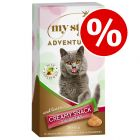 48 x 15g My Star Creamy Superfood Cat Snack - Special Price!*