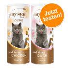 2 x 25 g My Star Freeze-Dried Snacks Mixpaket zum Probierpreis!
