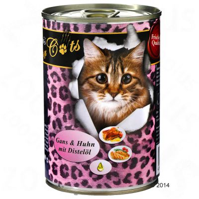 6 x 400 g O´Canis for Cats