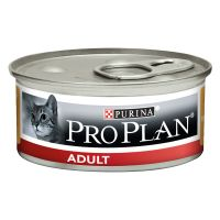 24 x 85 g Pro Plan Cat Adult Paté