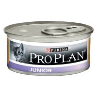 24 x 85 g Pro Plan Cat Junior Mousse