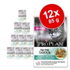 12 x 85 g Pro Plan kapsičky ve výhodném balení!