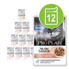 12 x 85 g Pro Plan Nutri Savour