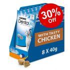 8 x 40g Purina Dentalife Cat Dental Snacks - Chicken - 30% Off!*