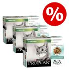30 x 85 g Purina Pro Plan Nutrisavour Sterilised erikoishintaan!