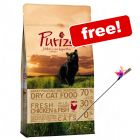 3 x 400g Purizon Dry Cat Food + Feather Waggler Cat Toy Free!*