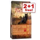 3 x 400g Purizon Dry Cat Food - 2 + 1 Free!*