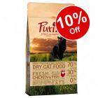 3 x 400g Purizon Dry Cat Food - 10% Off!*