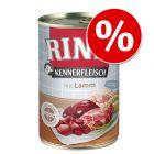 6 x 400 g Rinti Kennerfleisch po akcijski ceni!